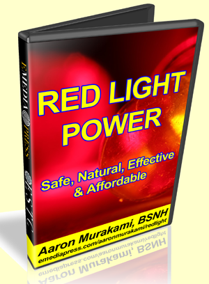 Red Light Power by Aaron Murakami