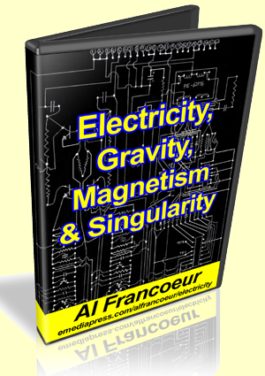 Electricity, Gravity, Magnetism, & Singularity by Al Francoeur