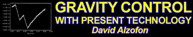 Gravity Control by David Alzofon