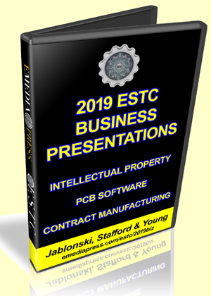2019 ESTC Business Presentations