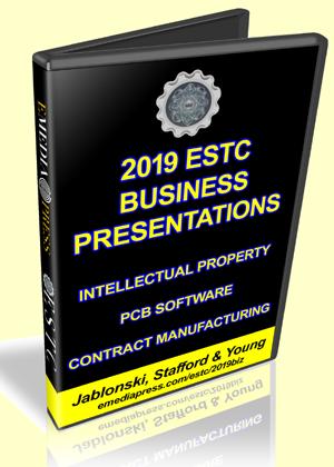 2019 ESTC Business Presentations