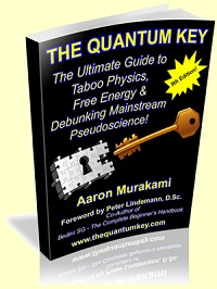 The Quantum Key - Aaron Murakami