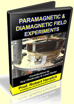 Paramagnetic & Diamagnetic Field Experiments™
