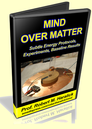 Mind Over Matter - Subtle Energy Protocols