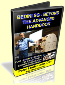 Bedini SG - Beyond the Advanced Handbook by Peter Lindemann