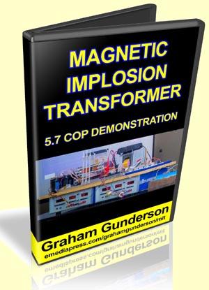 Magnetic Implosion Transformer by Graham Gunderson