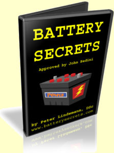 Battery Secrets and Battery Rejuvenation Video Series
