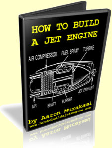 How to Build a Jet Engine by Aaron Murakami