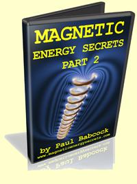 Magnetic Energy Secrets Part 2