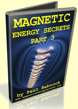 Magnetic Energy Secrets Part 3
