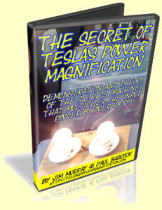 Secret of Teslas Power Magnification