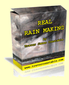 Real Rain Making