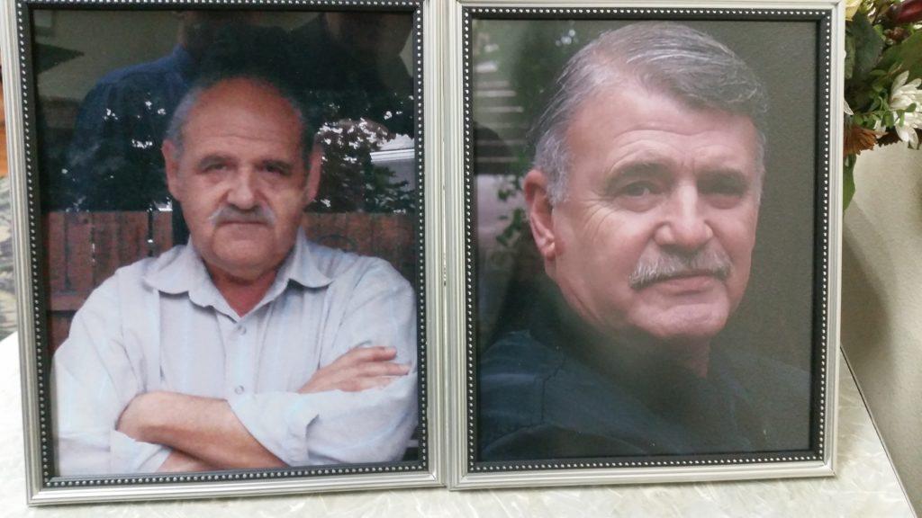 Eulogy for John & Gary Bedini