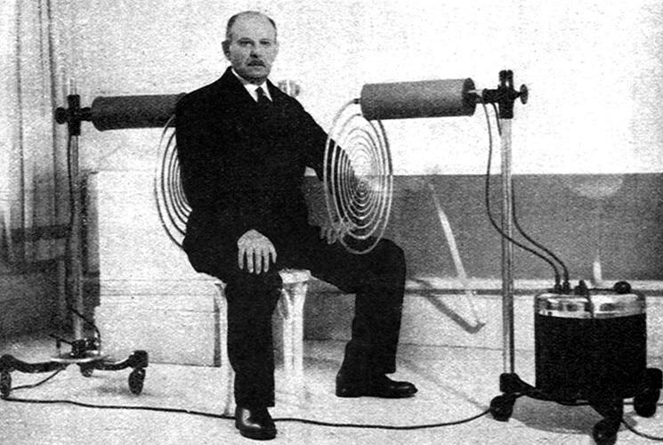 Lakhovsky Multiwave Oscillator (MWO)