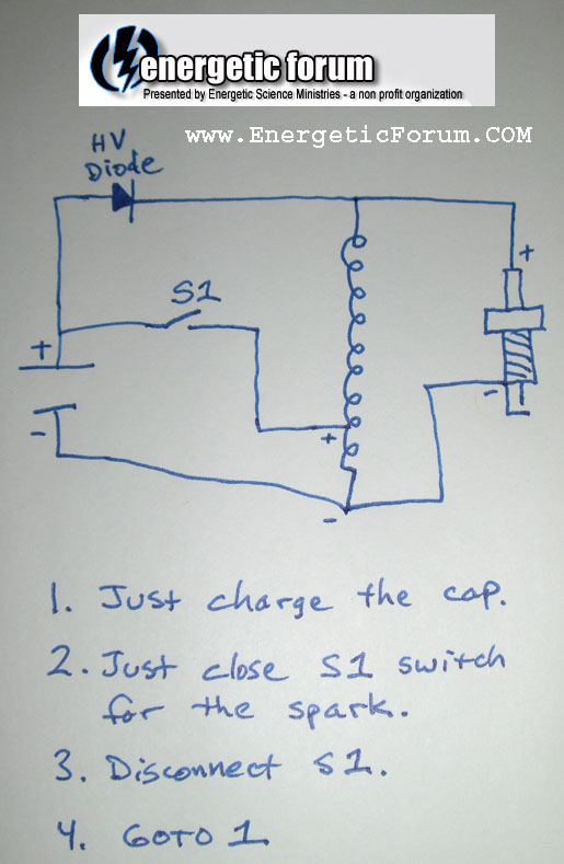 Water Sparkplug Energetic Forumrhenergeticforum: Ignition Coil Booster Wiring Diagrams At Elf-jo.com