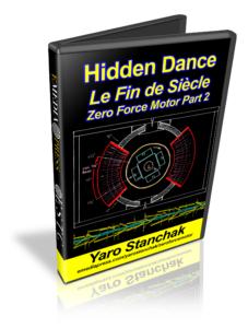 Zero Force Motor Part 2 - Hidden Dance by Yaro Stanchak