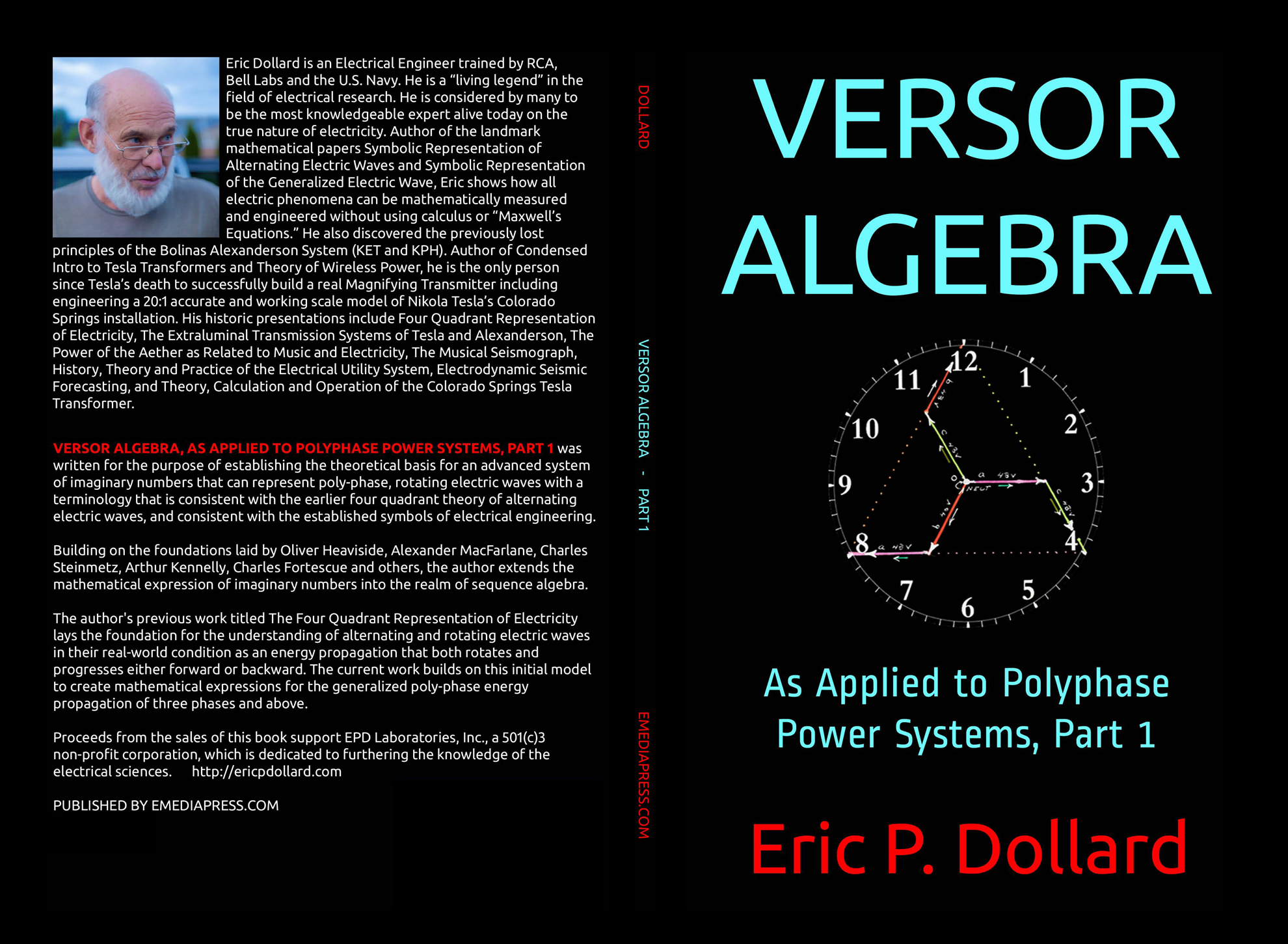 Versor Algebra Part 1 by Eric Dollard