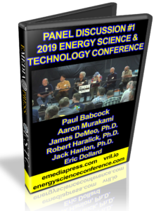 Panel Discussion #1 - 2019 Energy Science & Technology Conference