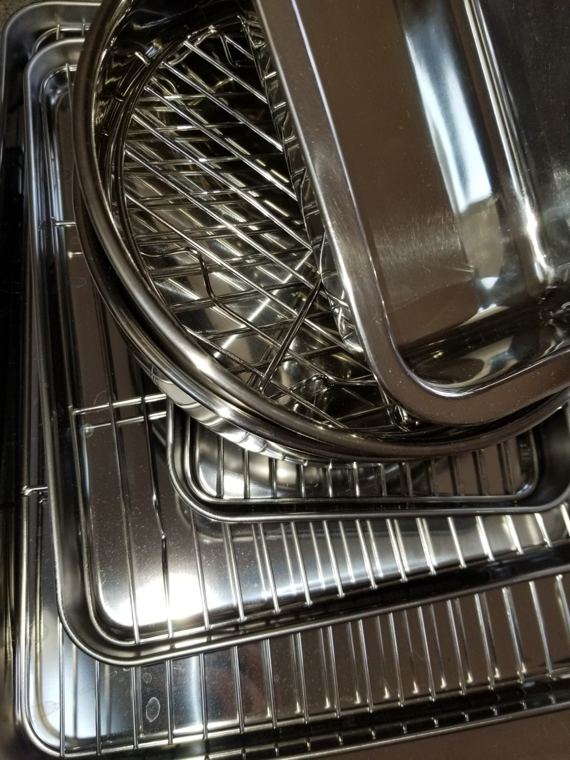 Stainless Steel Pans & Sheets