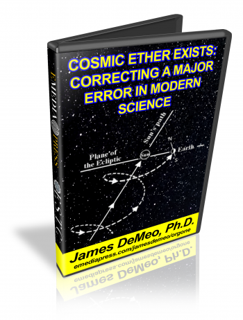 Cosmic Ether Exists - Correcting a Major Error in Modern Science