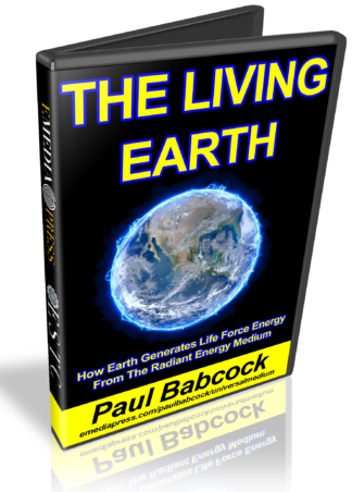 The Living Earth by Paul Babcock