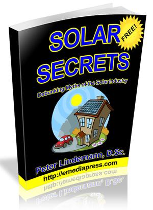 Free Solar Secrets
