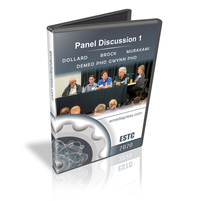 Panel Discussion 1 (2020)