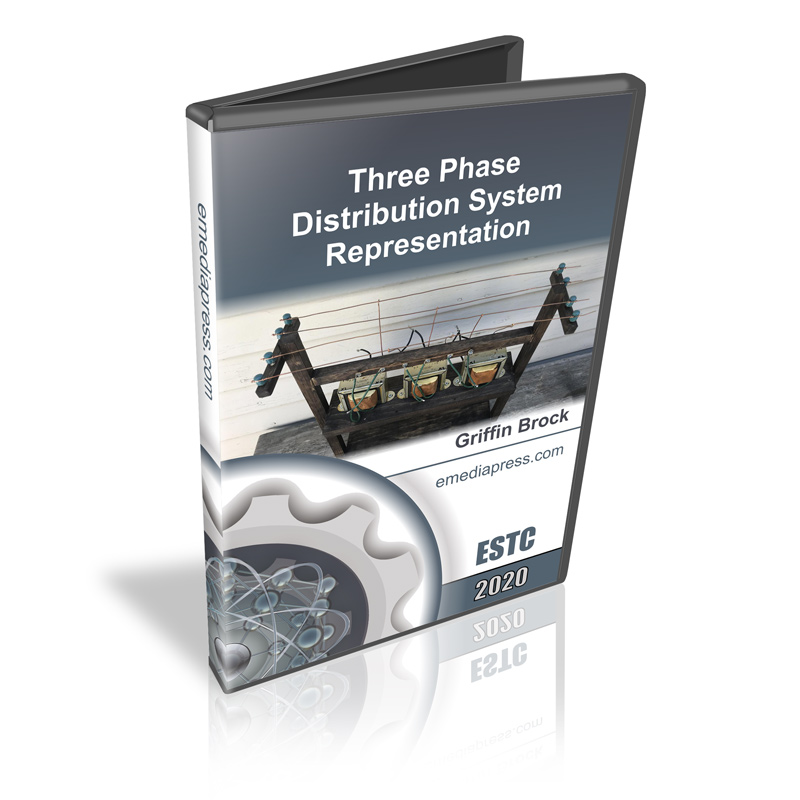 Three Phase Distribution System Representation by Griffin Brock