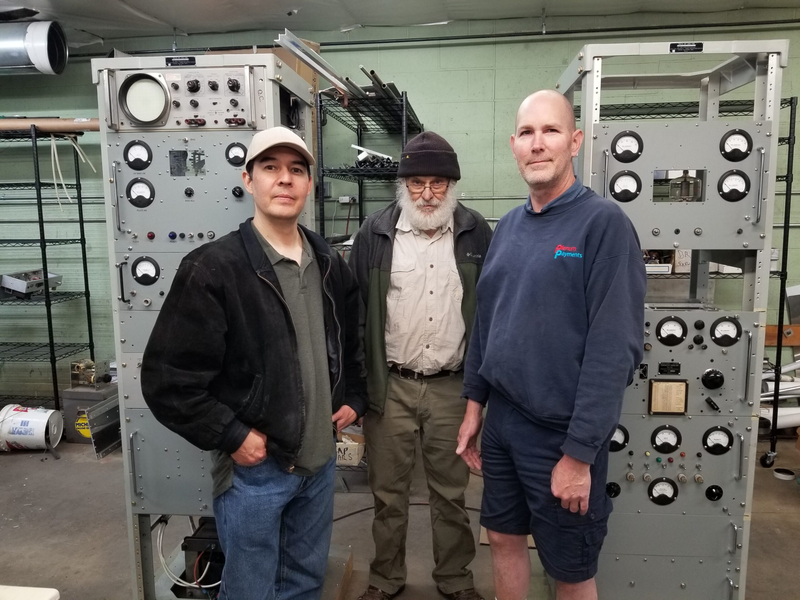 Aaron Murakami, Eric Dollard, Jeff Moe, Cosmic Induction Generator