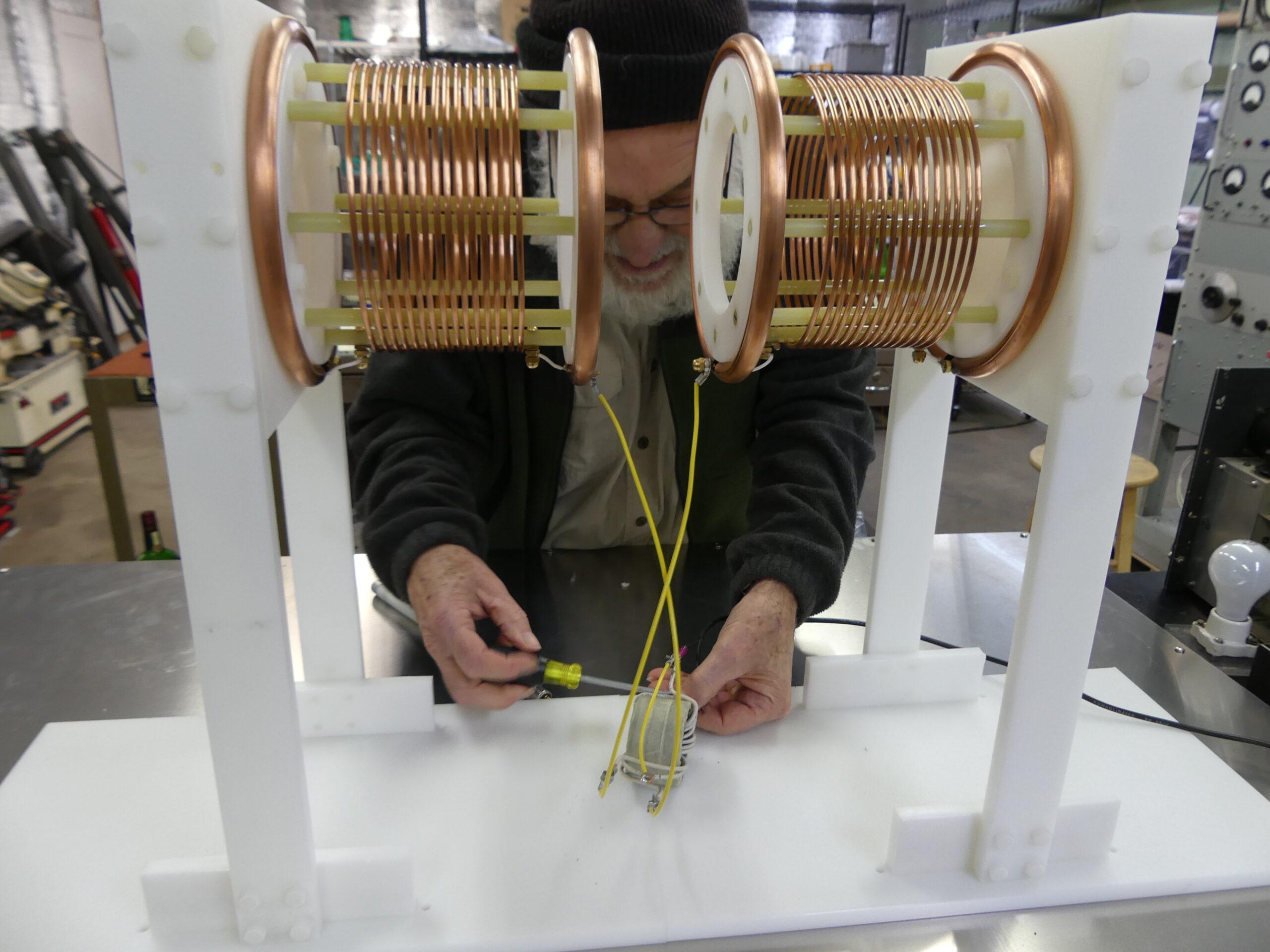 Eric Dollard Tesla Coils