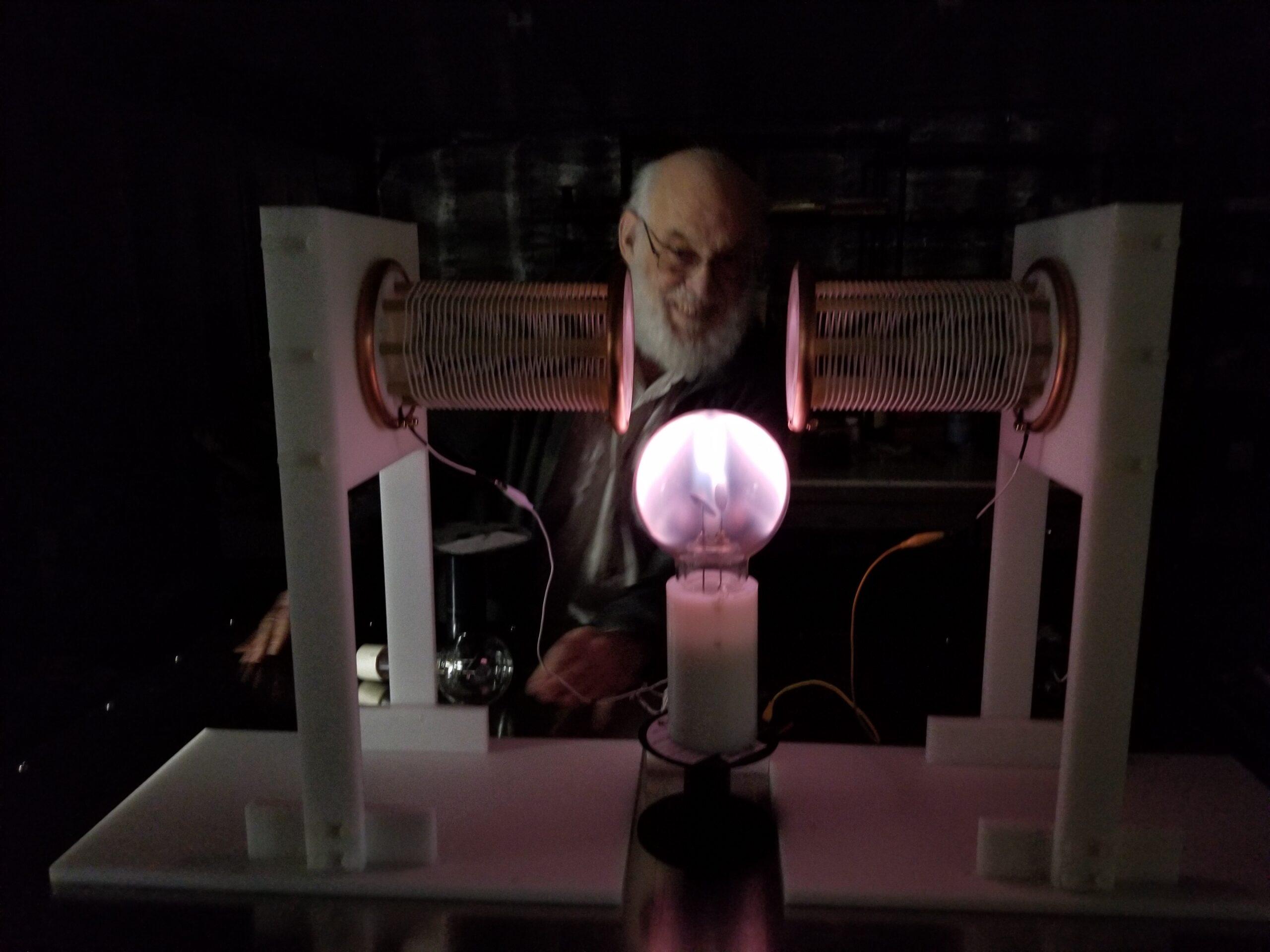 Eric Dollard - Cosmic Induction Generator