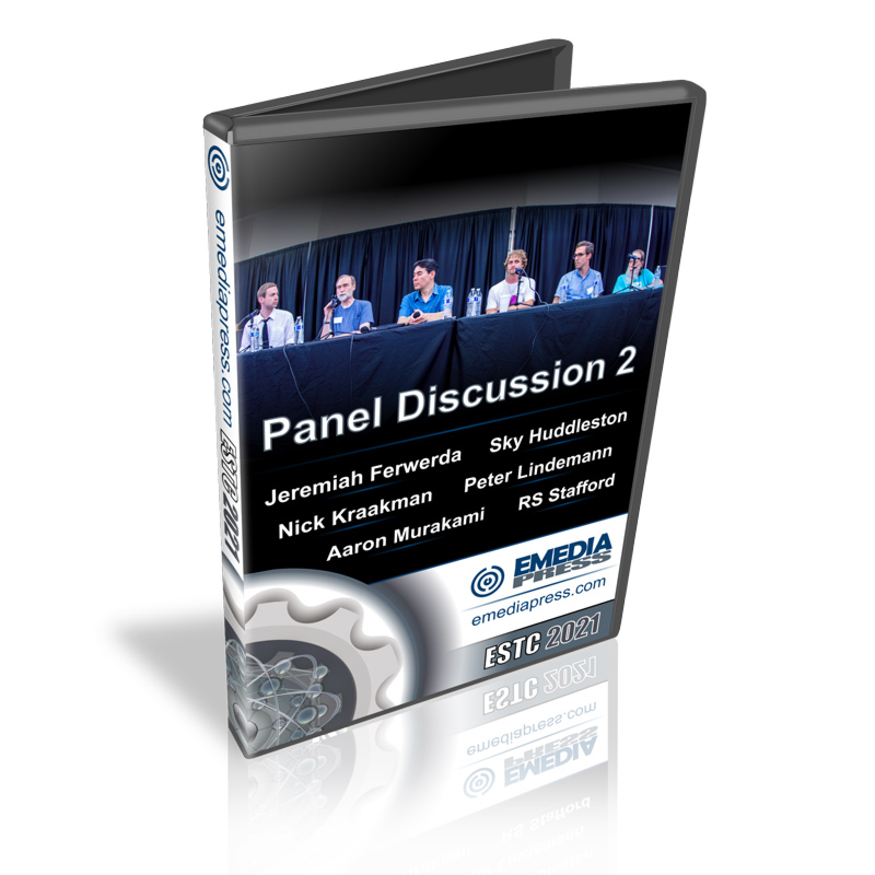 Panel Discussion 2 (2021)